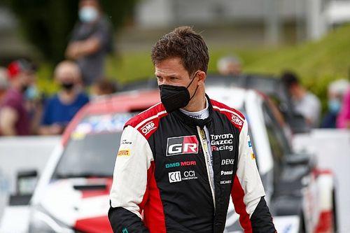 """オジェ、来季以降もトヨタ""""残留""""を希望。WRCスポット参戦やル・マン24時間挑戦も?"""