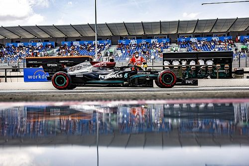 Jadwal F1 GP Prancis 2021 Hari Ini