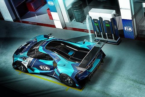 На 45 мин батареи не хватит: FIA рассказала о гонках Electric GT