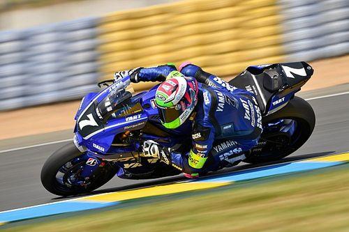 YART-Yamaha Rebut Start Terdepan di EWC Estoril