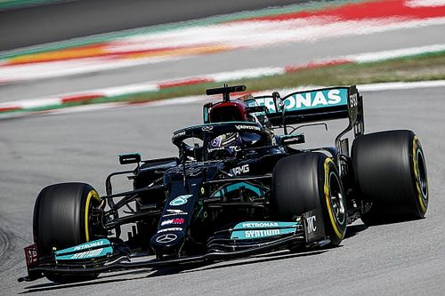 Hasil Kualifikasi F1 GP Spanyol: Hamilton Pole Ke-100