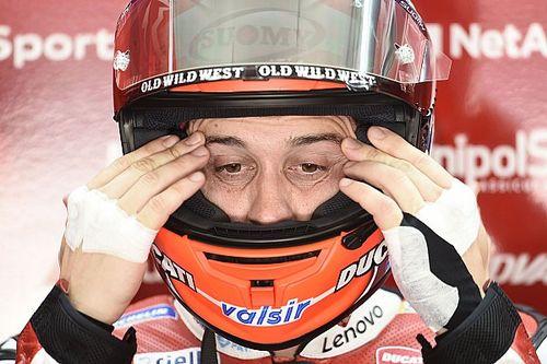 Agente de Dovizioso reclama un mejor trato de Ducati