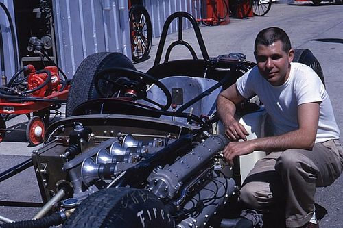Legendary Indy engine builder, Sonny Meyer, dies aged 89