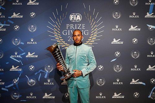 Photos - La FIA honore Hamilton, Vergne, Alonso et les autres