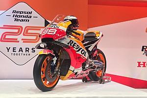 Fotogallery: ecco la Honda RC213V di Marquez e Lorenzo per il Mondiale MotoGP 2019