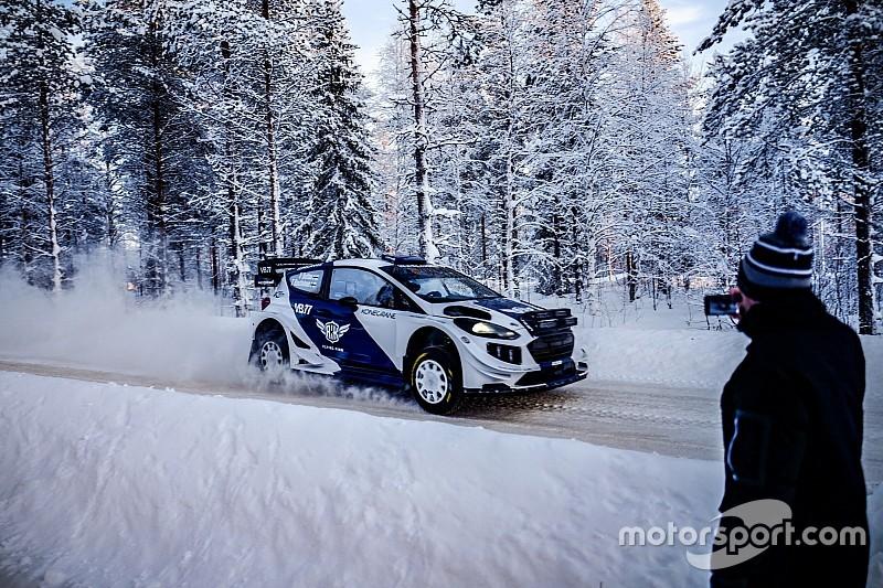 Bottas vince una speciale e chiude 5° assoluto all'esordio nei rally con la Fiesta WRC