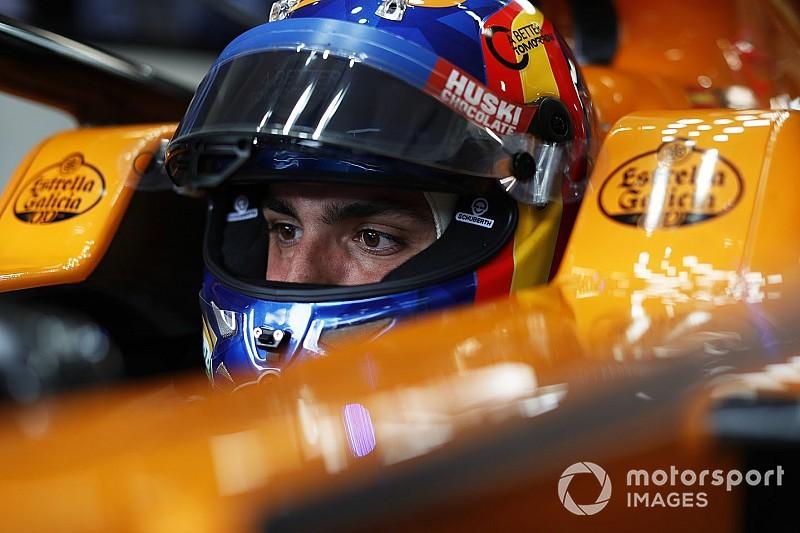 Sainz: Ferrari/Red Bull can go