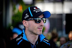 Kubica: No F1 return regrets despite Williams struggles