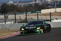 Aston Martin Vantage GT3 scores first win in Suzuka