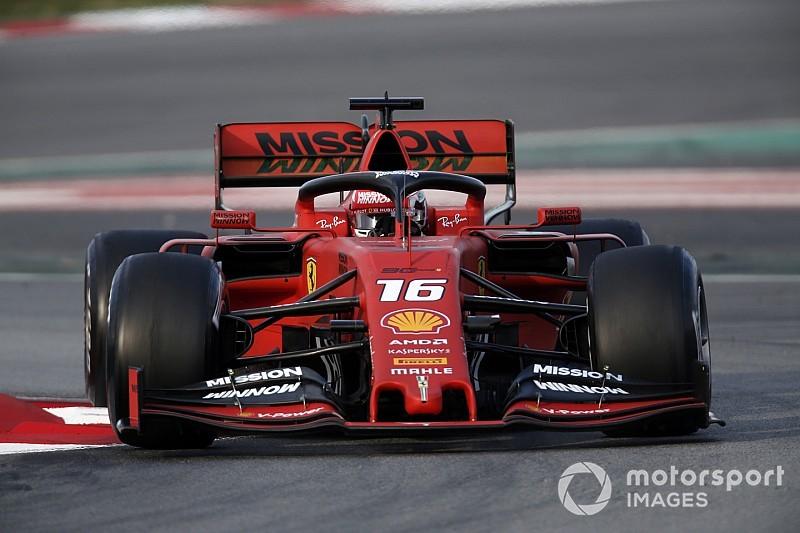 Domináns idővel vezet a Ferrari Barcelonában a Haas és az Alfa Romeo előtt: 4. a McLaren