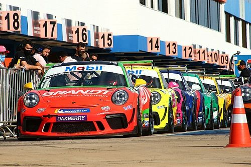 AO VIVO: Veja os 300km de Goiânia, segunda etapa da Porsche Endurance