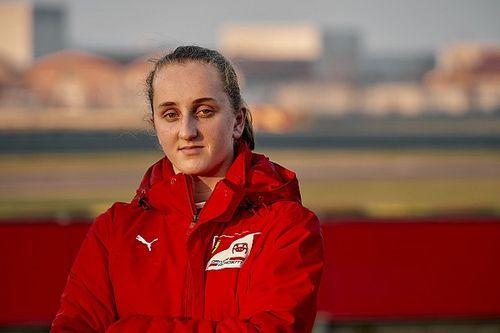Nederlands-Belgische Weug wint plek in Ferrari-talentenprogramma