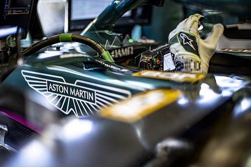 Aston Martin : jouer le titre d'ici 2025 reste l'objectif