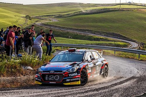 Fotos: el espectacular arranque del S-CER en el Rally Sierra Morena