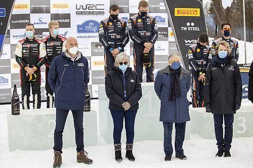 """Jean Todt salue la """"flexibilité"""" dont a été capable le WRC"""