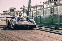 Glickenhaus estrena su prototipo Hypercar Le Mans en Italia