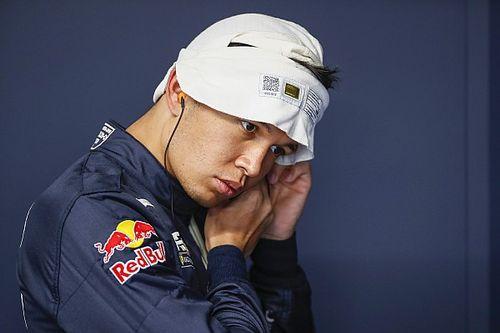 Albon revela que un fan de Vettel intentó golpearlo en una fiesta