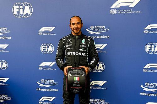F1: Confira como ficou o grid de largada do GP da Emilia Romagna em Ímola, com pole de Hamilton