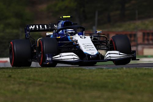 Williams explains Latifi's step forward in performance