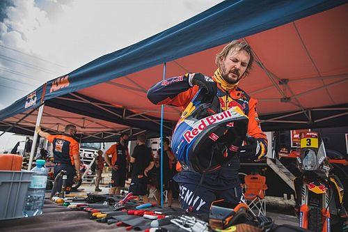 Dipertahankan KTM, Price Targetkan Tambah Gelar Reli Dakar