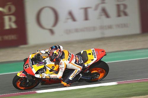 Bradl y Honda empiezan mandando en el shakedown de MotoGP en Qatar