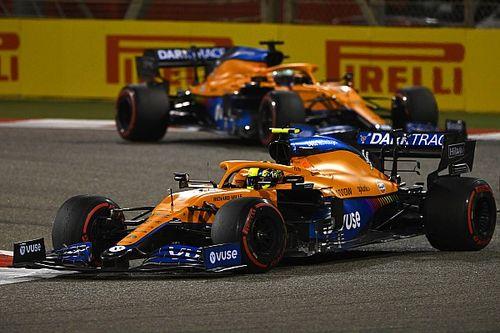 McLaren: Tener dos pilotos rápidos, clave para resurgir en F1