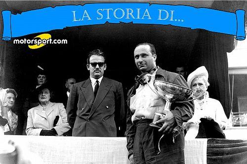 La storia di... Juan Manuel Fangio