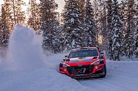 Dernier pointage avant l'Arctic Rally Finland 2021