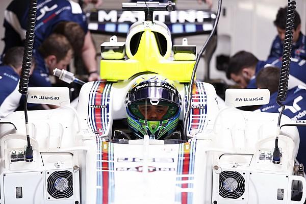 Fórmula 1 Últimas notícias Massa diz que Williams precisa evitar novos acidentes
