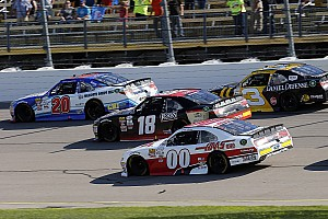 NASCAR XFINITY Preview Five things to watch for in the Iowa Xfinity Series race