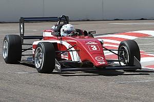 USF2000 Reporte de calificación Barber USF2000: Askew toma la pole y Moisés de la Vara en 16º
