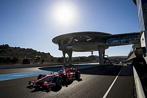 FIA F2 Отчет о квалификации Леклер завоевал в Хересе восьмой поул в сезоне Формулы 2
