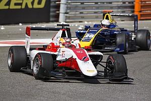 GP3 Race report Abu Dhabi GP3: Leclerc champion as both title contenders crash