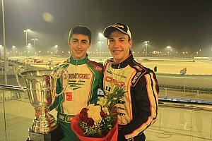 Kart Noticias El campeón del mundo de karting se pasa a Tony Kart