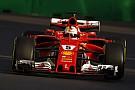 Formule 1 Comparé à Schumacher, Vettel ne pense pas sa réputation ternie