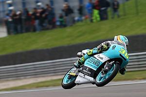 Moto3 Verslag vrije training Sprookje Georgi stopt net voor einde tweede training, P1 Mir