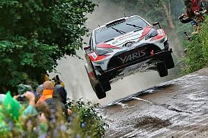 WRC Leg звіт Ралі Польща: Ньовілль найкращий у багнюці