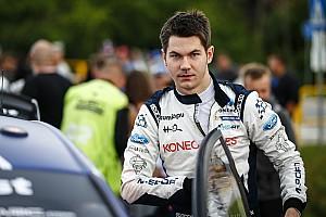 WRC News Teemu Suninen fährt acht Rallyes für M-Sport
