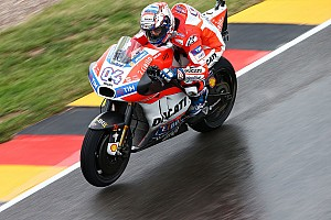 MotoGP Reporte de prácticas Dovizioso fue el más veloz al final del viernes en Brno