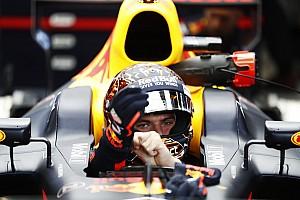 Formule 1 Interview Verstappen inquiet pour 2018 :