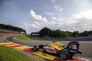 GP3 Репортаж з гонки GP3 у Спа: третя перемога Алезі
