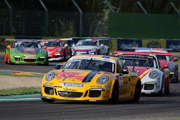 Carrera Cup Italia Ultime notizie Carrera Cup Italia, bis di punti per Linossi a Imola: