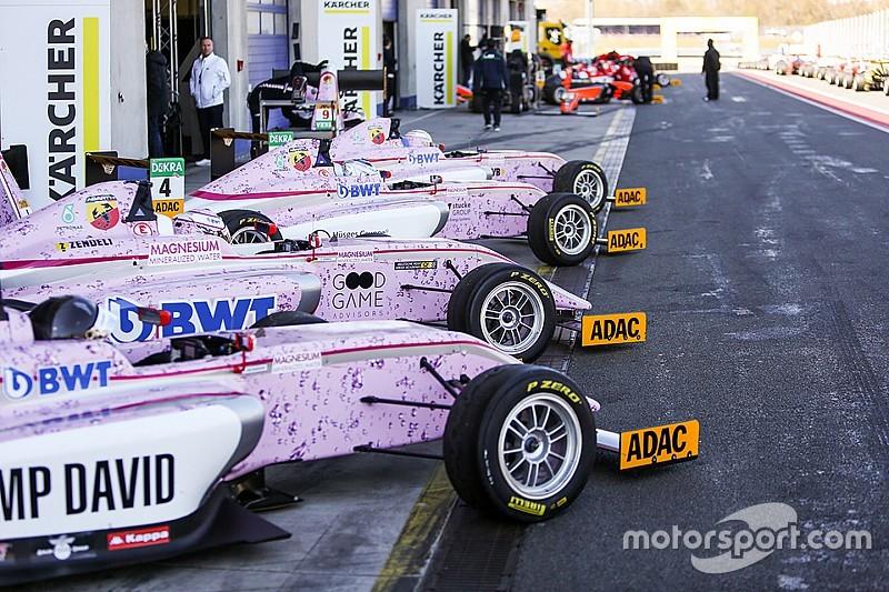 """فريق """"ميوك موتورسبورت"""" يُشارك في بطولة الفورمولا 4 الإماراتيّة بدءًا من الموسم المُقبل"""
