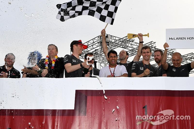 Галерея: болісний сезон McLaren-Honda у Формулі 1