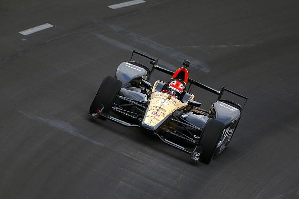 IndyCar Невероятный сейв Хинчклиффа на овале в Поконо: видео