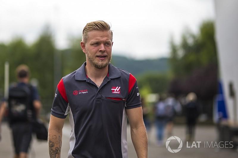 "Chefe da Haas minimiza episódio ""chupa b****"" de Magnussen"