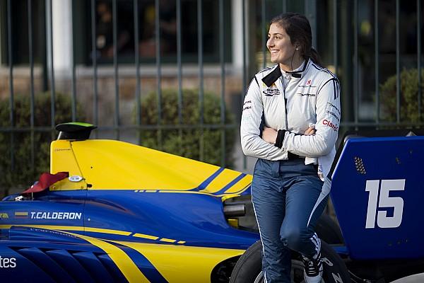 فورمولا  V8 3.5 أخبار عاجلة كالديرون تسجّل مشاركتها الأولى في