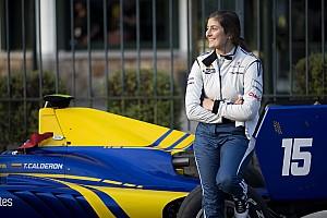 Formula V8 3.5 Actualités Tatiana Calderón va débuter en Formule V8 3.5
