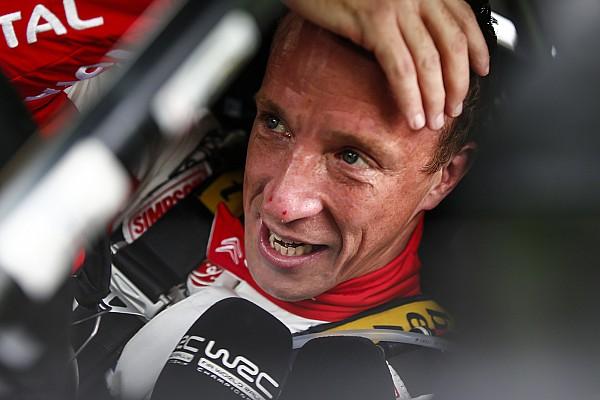WRC Noticias de última hora Citroen seguirá con Meeke en el Rally de España
