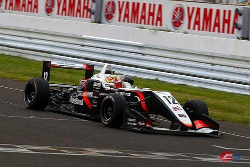 Palou termina la F3 japonesa entre los tres mejores
